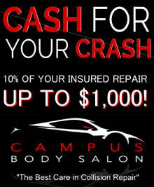 Campus Body Salon Tempe AZ